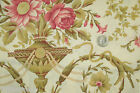 RJR Quilt Fabric SUMPTUOUS LIVING Robyn Pandolph Cotton 1 1/3 YARDS Rare New