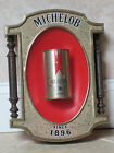 VTG 1970's MICHELOB BEER SINCE 1896 12oz CAN BAR PUB TAVERN SIGN ANHEUSER BUSCH