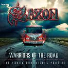 Saxon - Warriors Of The Road - The Saxon Chronicles Part II NEW DVD + CD