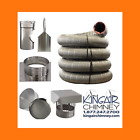 "Chimney Liner **INSERT** Kit 6"" x 25' w/ 1/2"