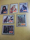 Lot of 6 Topps Planet of the Apes Collector Cards 1967