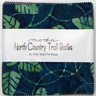 NORTH COUNTRY TRAIL BATIKS Charm Pack by Holly Taylor for Moda Fabrics