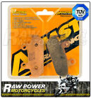 Suzuki AN250 Skywave/Type S 07-08 Rear Armstrong HH Brake Pads (FA412) 320402
