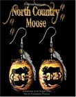 NORTH COUNTRY MOOSE EARRINGS WILDLIFE ART NATURE JEWELRY GIFT SALE HK