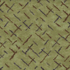 Enchanted Pond Holly Taylor Moda Quilt Fabric Green Basketweave by the 1/2 yard