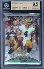1998 Finest #120 Brett Favre FHOF BGS 9.5 (Leader in Yardage and TDs)