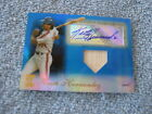 2009 TOPPS TRIBUTE KEITH HERNANDEZ #43 75 AUTOGRAPH-BAT CARD