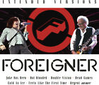 Extended Versions [2011] by Foreigner (CD, Apr-2011, BMG - New inCello Condition