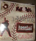 Custom BASEBALL Trading Card Collecting Album *FREE Personalization*