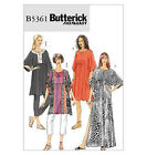 Sew & Make Butterick B5361 SEWING PATTERN - Womens CAFTANS TUNICS PANTS DRESSES