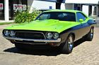 Dodge  Challenger Rallye Hardtop Coupe Custom Restored 1972 Dodge Challenger 440 727 Mopar PS 4WDB AC Show and Drive