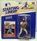 1988  KAL DANIELS - Starting Lineup - SLU - Sports Figurine - CINCINNATI REDS