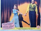 Rita Hayworth & Gene Kelly in Cover Girl 1944 Lobby Card  Columbia Picture