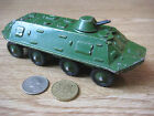 Soviet USSR Vintage Metal toy TANK made in 1970's-1980's