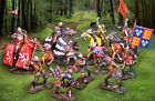 THE COLLECTORS SHOWCASE 2ND RELEASE AGINCOURT MEDIEVAL KNIGHTS SET MIB