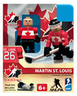 Martin ST. Louis Team Canada 2014 Olympic Champions HOCKEY OYO Figure RARE