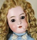 Antique Handwerck Simon Halbig Bisque Head German Doll ~ Gorgeous!