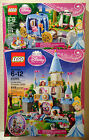 Brand New Sealed LEGO 41053, 41055 Cinderella's Dream Carriage & Romantic Castle