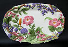 Charter Club Home Wild Flowers Large Oval Platter