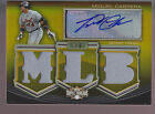 2010 Topps Triple Threads Triple Jersey Autograph Auto Miguel Cabrera 9 Tigers
