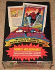 Factory Sealed Unopened 36 Pack Box 1990 Impel Marvel Universe Trading Cards
