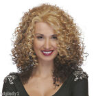 WIGS ERIN SHORT SHOULDER LACE FRONT JERRY CURL VOLUME BODY NATURAL SEXY CUTE FUN