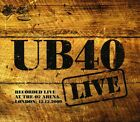 Ub40 - Live At The London O2 Arena [CD New]