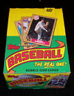 1987 Topps Baseball Wax Box ^ Possible Barry Bonds ^ 36 packs