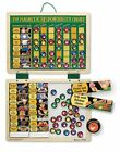 Melissa Doug Deluxe Magnetic Responsibility Chart New Free Shipping