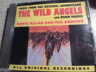 DAVIE ALLAN AND THE ARROWS  THE WILD ANGELS SOUNDTRACK      NM  CD