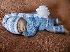 Elf Outfit Clothes For 14 15 inch OOAK Baby or Preemie Reborn Doll
