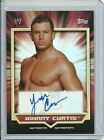 FANDANGO 2011 TOPPS WWE CLASSIC RC AUTO JOHNNY CURTIS ROOKIE AUTOGRAPH CARD $$$$
