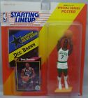 1992  DEE BROWN - Starting Lineup - SLU - Figurine - Boston Celtics - Vintage