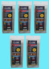 5 Ultra Pro One Touch DOUBLE BOOKLET 187mm Magnetic Holder w STAND Display Case