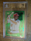ANTHONY RENDON 2013 Topps Update Emerald #8 BGS PRISTINE 10 Nationals RC