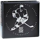Ultra Pro 3-Ring (D-Ring Binder) Top Dog Hockey Card Album, New, Free Shipping