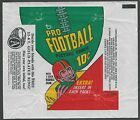 Ten Cent 1970 Topps Football Wax Pack Trading Card Wrapper 22KT Gold Ring Offer