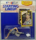 1990  PAUL MOLITOR - Starting Lineup - SLU - Sports Figurine - Milwaukee Brewers