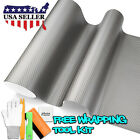 12x60 3dcarbon Fiber Vinylvinyl Wrap Textured Sticker Decal For Car Laptop
