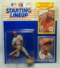 1990  ERIC DAVIS - Starting Lineup - SLU - Sports Figurine - CINCINNATI REDS