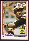 Eddie Murray Cards, Rookie Cards and Autographed Memorabilia Guide 7