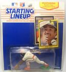 1990  OZZIE SMITH - Starting Lineup - SLU - Sports Figurine - St. Louis Cards.