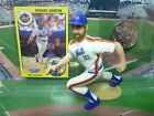 1991  HOWARD JOHNSON - Starting Lineup- SLU - Loose with Card & Coin - NeY. Mets