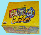 TOPPS WACKY PACKAGES SERIES 1 Trading Cards HOBBY BOX NEW SEALED 2014 Sticker