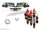 Houser XC Arms Elka Stage 3 Long Travel Front Rear Shocks Suspension Kit YFZ450