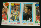 1980-81 Topps Basketball BAD MISCUT Card WAY Off Center Error Collectors L@@K