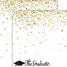 Reminisce THE GRADUATE 12x12 Dbl Sided SHIMMER 2PCS Scrapbooking Paper