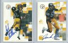 1999 SP Signature Edition - JOHN STALLWORTH - Autograph - PITTSBURGH STEELERS