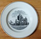 R H  Stearns COPELAND SPODE England TRINITY CHURCH BOSTON  Black Transferware