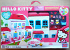 NEW! SEALED HELLO KITTY & MIMMY 70 Pcs BIG DREAM HOUSE Mega Bloks #10822